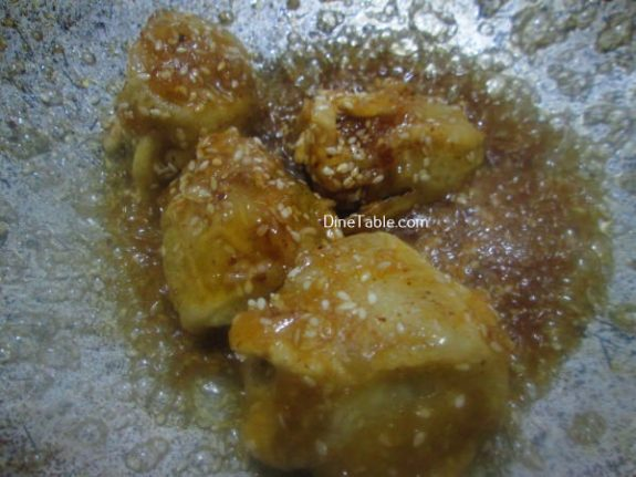 Banana Toffee Recipe / Healthy Dish