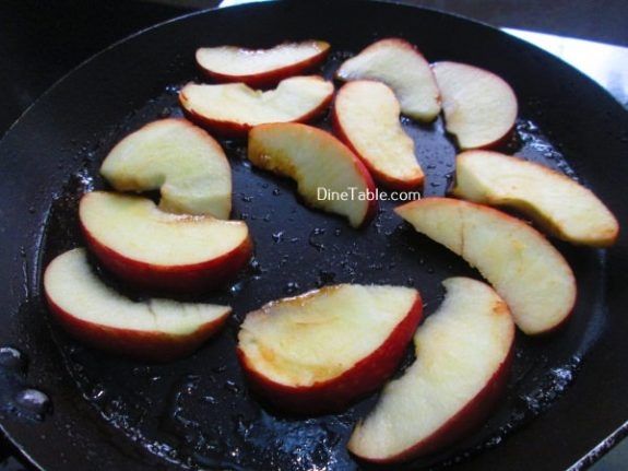 Caramelized Apple Recipe / Yummy Dish