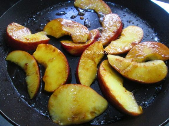 Caramelized Apple Recipe / Crunchy Dish