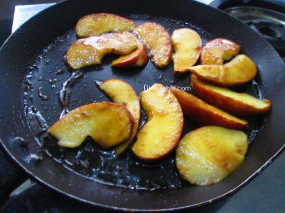 Caramelized Apple Recipe / Healthy Dish
