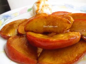 Caramelized Apple Recipe