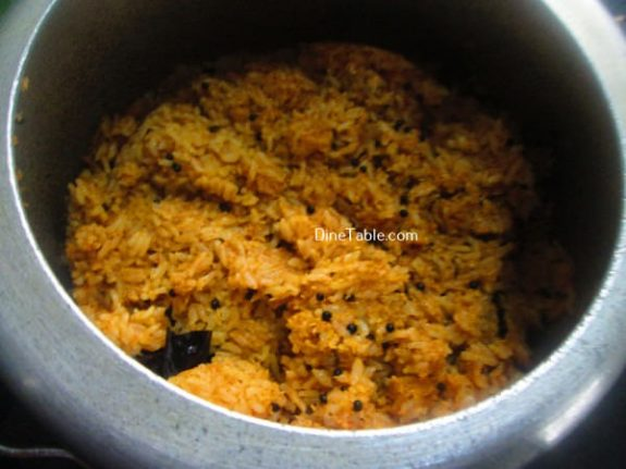 Chammanthi Rice Recipe / Surprise Rice