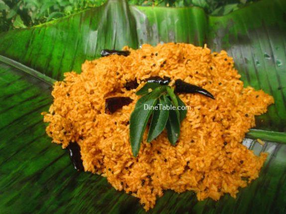 Chammanthi Rice Recipe / Quick Rice
