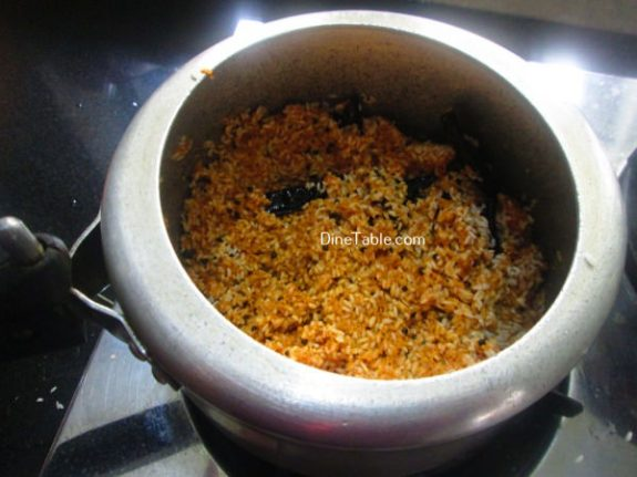 Chammanthi Rice Recipe / Vegetarian Rice