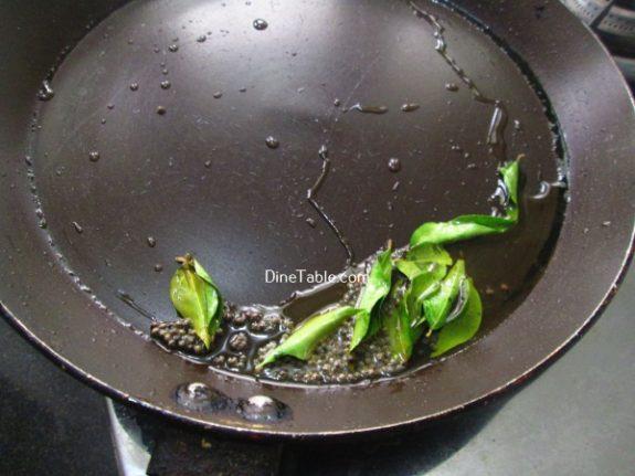 Chembin Thal Parippu Thoran Recipe / Yummy Thoran