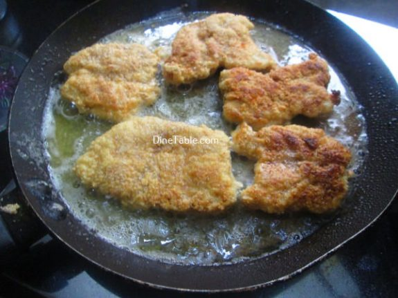 Chicken Milanese Recipe / Healthy Dish