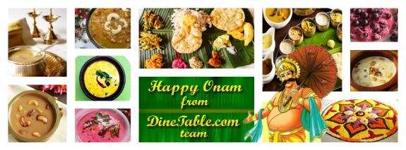 Onam Recipes – Kerala Sadhya Vibhavangal – How to Serve Onasadhya
