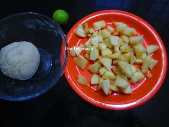 Apple Crepes Recipe / Yummy Dish