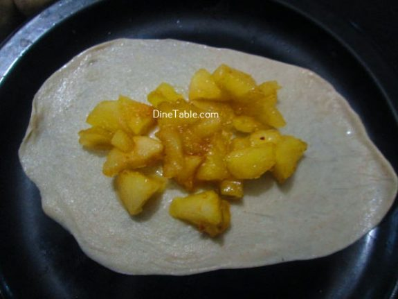 Apple Crepes Recipe