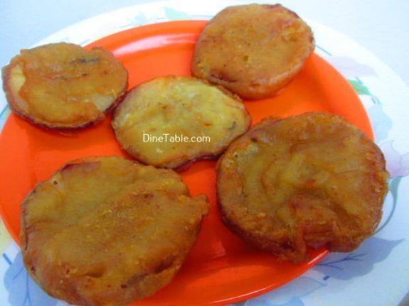 Apple Fritters Recipe   Tasty Snack