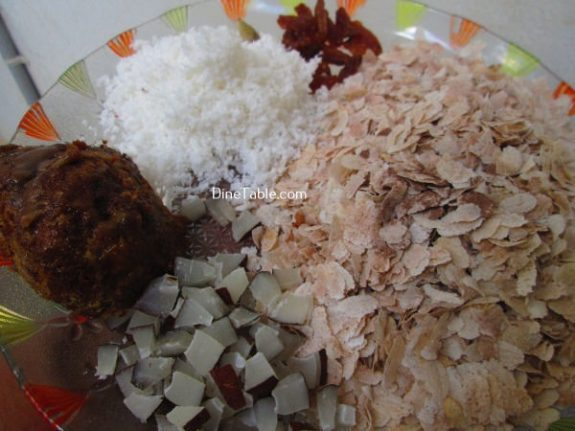 Aval Ladoo Recipe / Yummy Ladoo