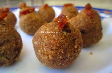 Aval Ladoo Recipe / Dessert Ladoo