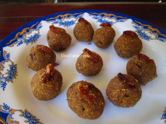 Aval Ladoo Recipe / Snack Ladoo