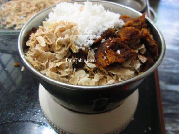 Aval Ladoo Recipe / Sweet Ladoo