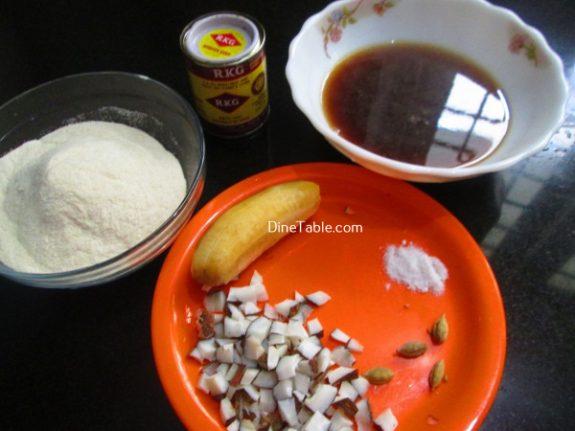 Banana Wheat Bonda Recipe / Simple Bonda