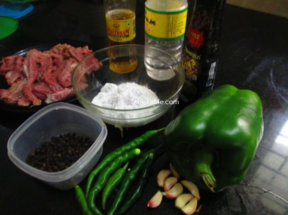 Chinese Dry Beef Chilly Recipe / Tasty Dish
