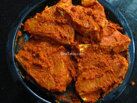 Fish Masala Recipe / Homemade Dish