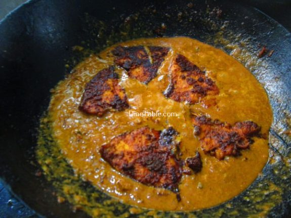 Fish Masala Recipe / Healthy Dish