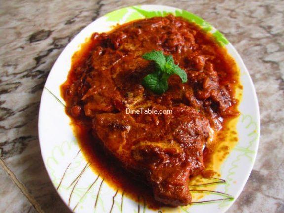 Fish Masala Recipe / NonVegetarian Dish