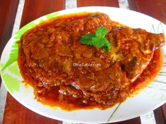 Fish Masala Recipe / Popular Dish