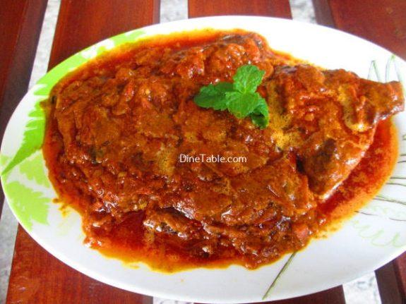 Fish Masala Recipe / Popular Dish