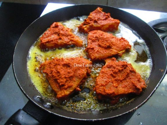 Fish Masala Recipe / Yummy Dish