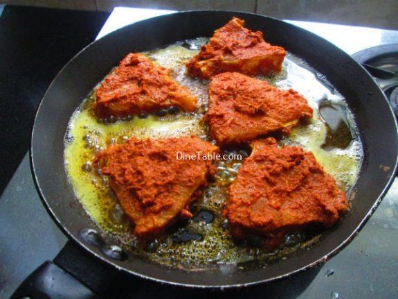 Fish Masala Recipe / Yummy Dish