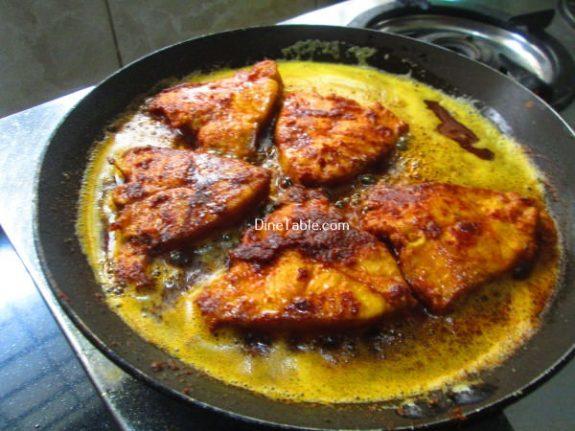 Fish Masala Recipe / Simple Dish