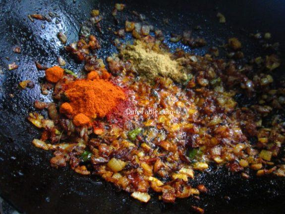 Fish Masala Recipe / Vitamin  Dish