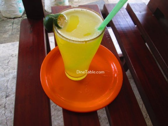 Ginger Lime Recipe / Tasty Drink