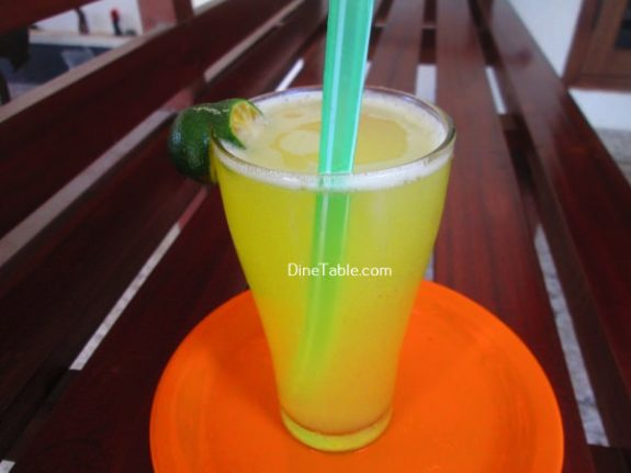 Ginger Lime Recipe / Easy Drink