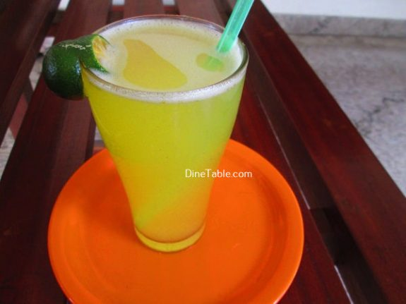 Ginger Lime Recipe / Yummy Drink