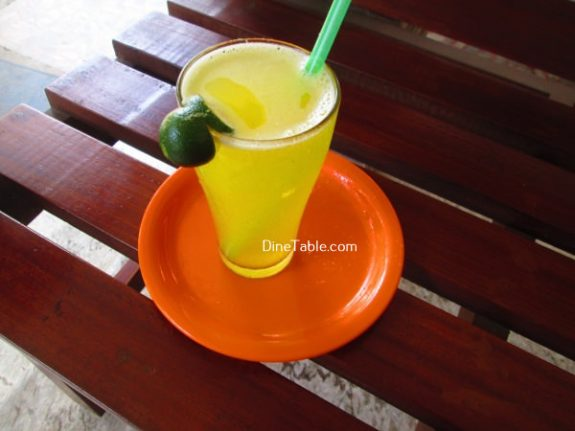 Ginger Lime Recipe / Healthy Drink