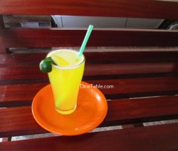 Ginger Lime Recipe / Refreshing Drink