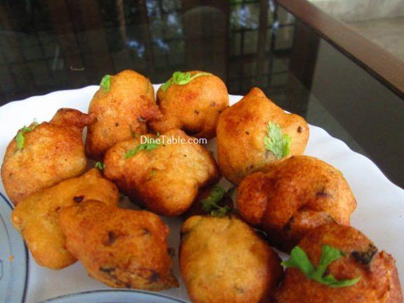 Mysore Bonda Recipe / Nutritious Bonda