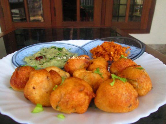 Mysore Bonda Recipe / Homemade Bonda