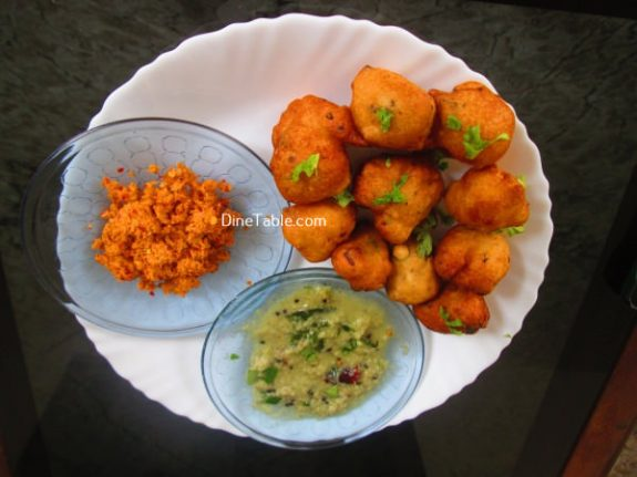 Mysore Bonda Recipe / Simple Bonda