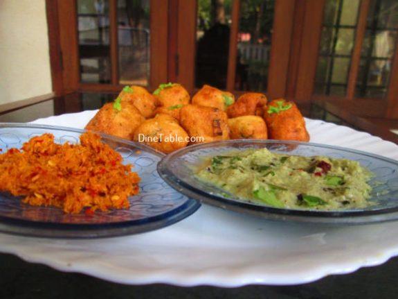 Mysore Bonda Recipe / Popular Bonda