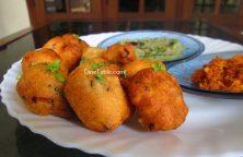 Mysore Bonda Recipe / Healthy Bonda