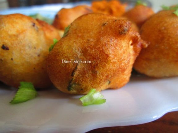 Mysore Bonda Recipe / Quick Bonda