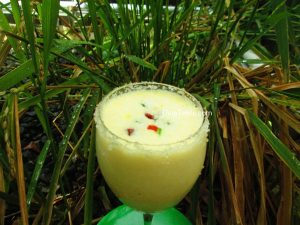 Passion Fruit Milkshake Recipe