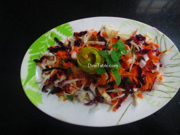 Aegean Slaw Recipe / Quick Salad