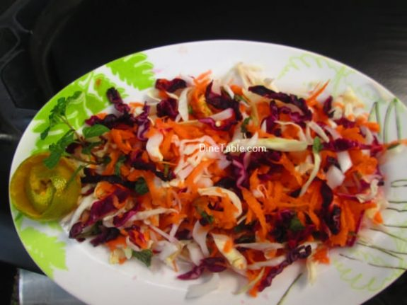 Aegean Slaw Recipe / Healthy Salad