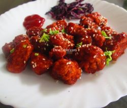 BBQ Chicken Poppers Recipe - Snack Dish