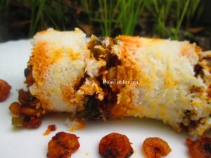 Chemmeen Puttu Recipe