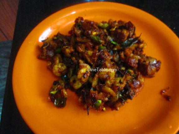 Chemmeen Puttu Recipe / Nutritious Puttu