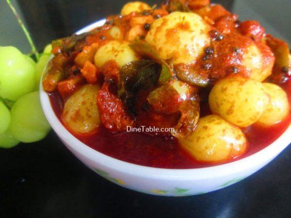 Nelli Puli Achar Recipe - Spicy Pickle