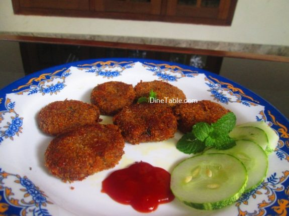 Vazhakoombu Cutlet Recipe - Kerala Cutlet