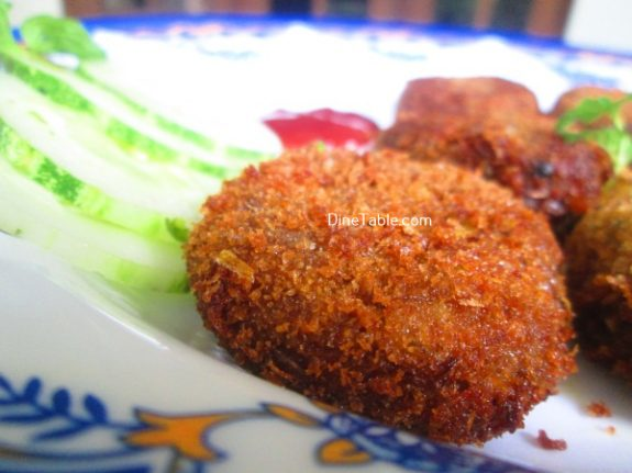 Vazhakoombu Cutlet Recipe - Yummy Cutlet