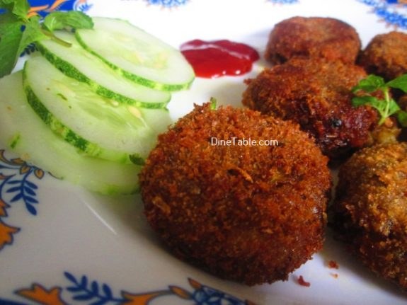 Vazhakoombu Cutlet Recipe - Nutritious Cutlet